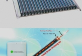 Solar Water Heater with High Pressure and Vacuum Tube